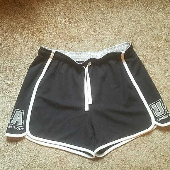Under Armour Pants - Under Armour Heat Gear Shorts